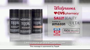 Toppik TV Spot, 'Brand Power: Instant Solution' - Thumbnail 10