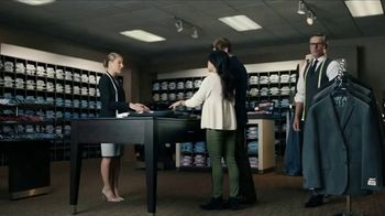 Men's Wearhouse Buy One Get One TV Spot, 'Covered Head to Toe' - Thumbnail 1