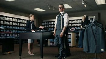Men's Wearhouse Buy One Get One TV Spot, 'Covered Head to Toe' - Thumbnail 2
