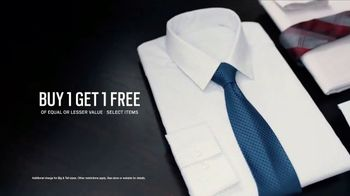 Men's Wearhouse Buy One Get One TV Spot, 'Covered Head to Toe' - Thumbnail 7