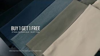 Men's Wearhouse Buy One Get One TV Spot, 'Covered Head to Toe' - Thumbnail 8