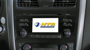 National Tire & Battery TV Spot, 'Buy Three Tires, Get One Free: Rebate' - Thumbnail 1