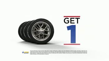 National Tire & Battery TV Spot, 'Buy Three Tires, Get One Free: Rebate' - Thumbnail 3
