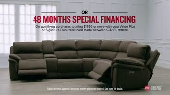 Value City Furniture Labor Day Sale TV Spot, 'Extended: Last Day' - Thumbnail 8