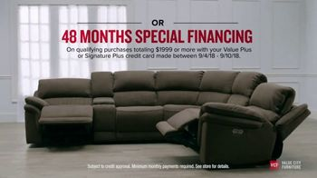 Value City Furniture Labor Day Sale TV Spot, 'Extended: Last Day' - Thumbnail 9