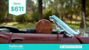 Metromile Pay-Per-Mile Car Insurance TV Spot, 'Penny'