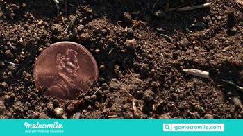 Metromile Pay-Per-Mile Car Insurance TV Spot, 'Penny' - Thumbnail 4