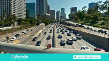 Metromile Pay-Per-Mile Car Insurance TV Spot, 'Penny' - Thumbnail 6