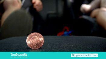 Metromile Pay-Per-Mile Car Insurance TV Spot, 'Penny' - Thumbnail 7