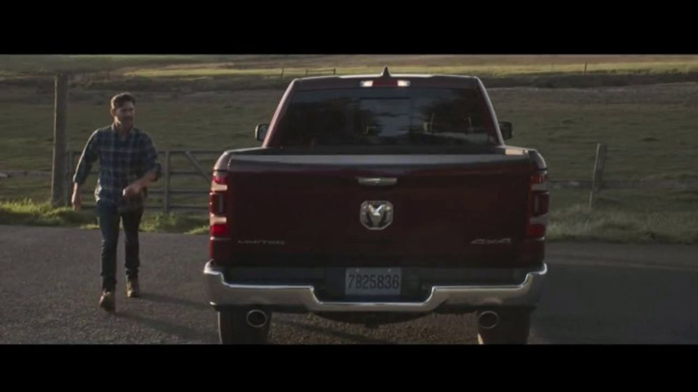 Ram Labor Day Sales Event TV Commercial, 'What a Difference' [T2]