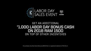 Ram Labor Day Sales Event TV Spot, 'What a Difference' [T2] - Thumbnail 7