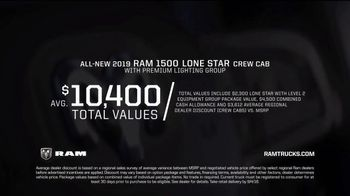 Ram Labor Day Sales Event TV Spot, 'What a Difference' [T2] - Thumbnail 9