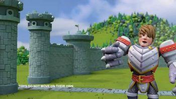 Little Tikes Kingdom Builders TV Spot, 'Build or Bash' - Thumbnail 1