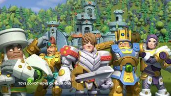 Little Tikes Kingdom Builders TV Spot, 'Build or Bash' - Thumbnail 2