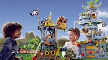 Little Tikes Kingdom Builders TV Spot, 'Build or Bash' - Thumbnail 6
