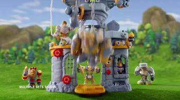Little Tikes Kingdom Builders TV Spot, 'Build or Bash' - Thumbnail 7