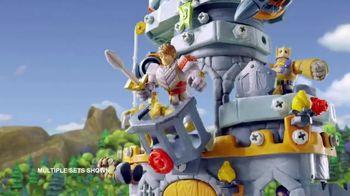 Little Tikes Kingdom Builders TV Spot, 'Build or Bash' - Thumbnail 8