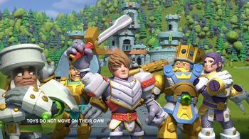 Little Tikes Kingdom Builders TV Spot, 'Build or Bash' - Thumbnail 9