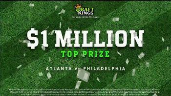 DraftKings TV Spot, '$1 Million Top Prize' - Thumbnail 7