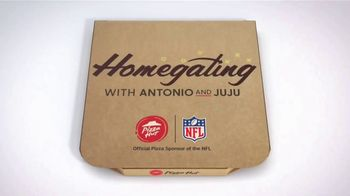 Pizza Hut TV Spot, 'Get Your End Zone Dance Ready' Feat. Antonio Brown - Thumbnail 1