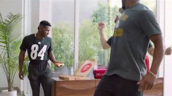 Pizza Hut TV Spot, 'Get Your End Zone Dance Ready' Feat. Antonio Brown - Thumbnail 5