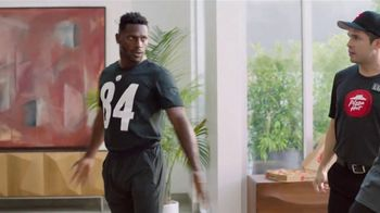 Pizza Hut TV Spot, 'Get Your End Zone Dance Ready' Feat. Antonio Brown - Thumbnail 7