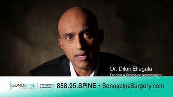 SonoSpine TV Spot, 'Millimeter Solution' - Thumbnail 2
