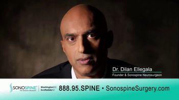 SonoSpine TV Spot, 'Millimeter Solution' - Thumbnail 3