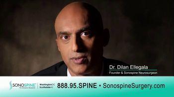 SonoSpine TV Spot, 'Millimeter Solution' - Thumbnail 4