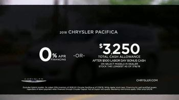 Chrysler Labor Day Sales Event TV Spot, 'Shallow Thoughts: On the Road' [T2] - Thumbnail 6