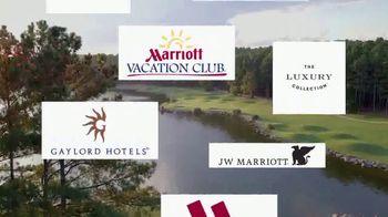 Marriott Golf TV Spot, 'The Spirit to Serve'