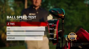 Srixon Golf Z Series Drivers TV Spot, 'Stronger is Faster' - 763 commercial airings