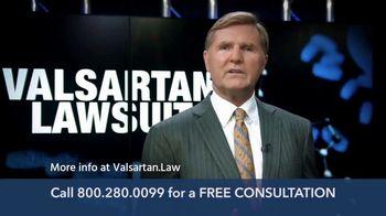 Levin Law TV Spot, 'Valsartan Lawsuit' - Thumbnail 7
