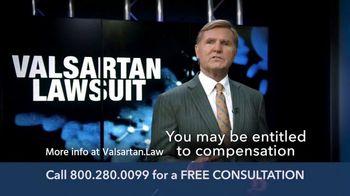 Levin Law TV Spot, 'Valsartan Lawsuit' - Thumbnail 8