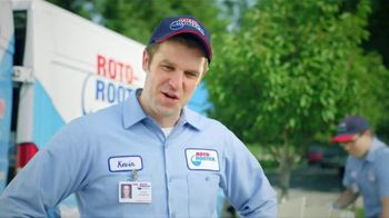 Roto-Rooter Plumbing & Water Cleanup TV Spot, 'We Do Both' - Thumbnail 9