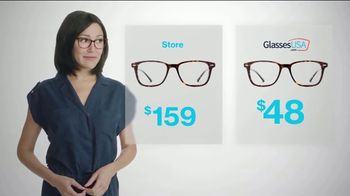 GlassesUSA.com TV Spot, 'Need Glasses?' - Thumbnail 2