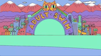 2018 Adult Swim Festival TV Spot, 'Change the Way You Think About Festival' - Thumbnail 1
