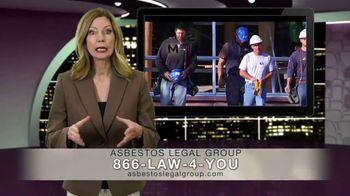 Asbestos Legal Group TV Spot, 'Decades of Experience' - Thumbnail 1