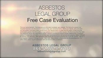 Asbestos Legal Group TV Spot, 'Decades of Experience' - Thumbnail 7