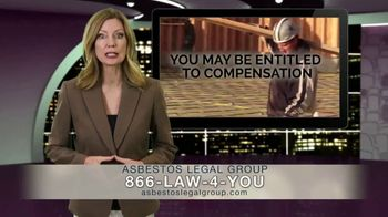 Asbestos Legal Group TV Spot, 'Decades of Experience' - Thumbnail 3