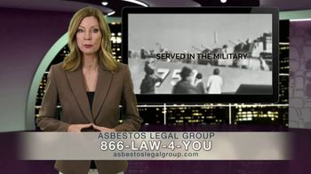 Asbestos Legal Group TV Spot, 'Decades of Experience' - Thumbnail 5