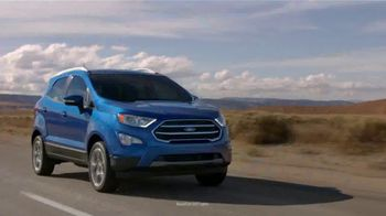 Ford SUV Season TV Spot, 'Discover the First-Ever Ford EcoSport' [T2] - Thumbnail 7