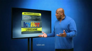 Icy Hot TV Spot, 'No No No Basketball' con Shaquille O'Neal [Spanish] - Thumbnail 8