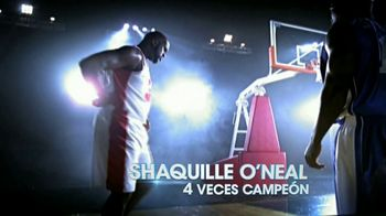 Icy Hot TV Spot, 'No No No Basketball' con Shaquille O'Neal [Spanish] - Thumbnail 1