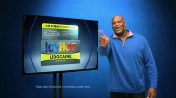 Icy Hot TV Spot, 'No No No Basketball' con Shaquille O'Neal [Spanish]