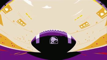 Taco Bell Live Más Spirit Contest TV Spot, '2018 Student Section' - Thumbnail 1