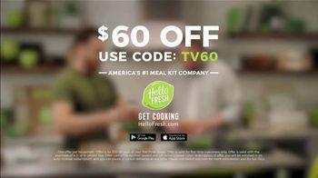 HelloFresh TV Spot, 'Cooking With Ryan & Ramsey' - Thumbnail 10