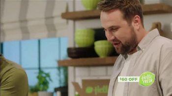 HelloFresh TV Spot, 'Cooking With Ryan & Ramsey'