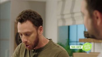 HelloFresh TV Spot, 'Cooking With Ryan & Ramsey' - Thumbnail 7
