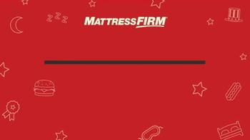 Mattress Firm Labor Day Sale TV Spot, 'Extended: All Beds on Sale' - Thumbnail 1